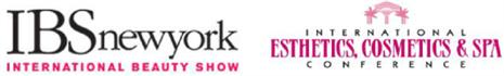 展会标题:2017年美国纽约国际美容展、美国国际美学,化妆品及 SPA 展览会